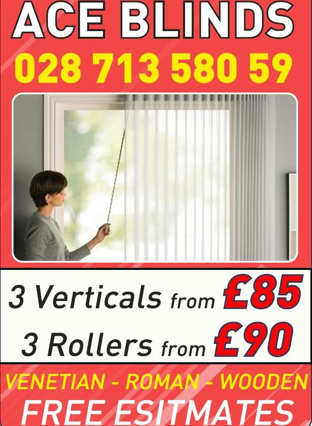 ace blinds leaflet